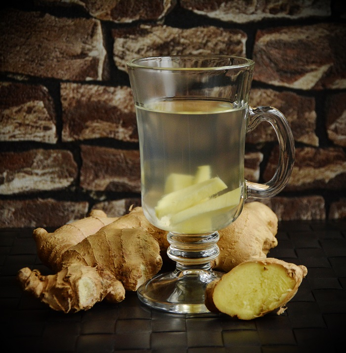 Fight A Cold With Ginger - Te Best Ginger Tea Recipe