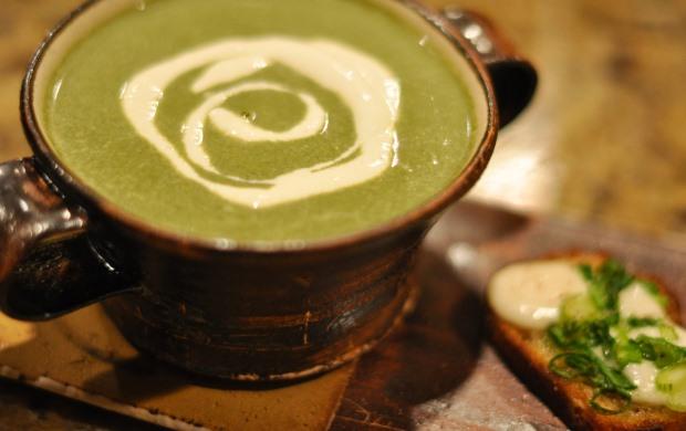 nettle-soup