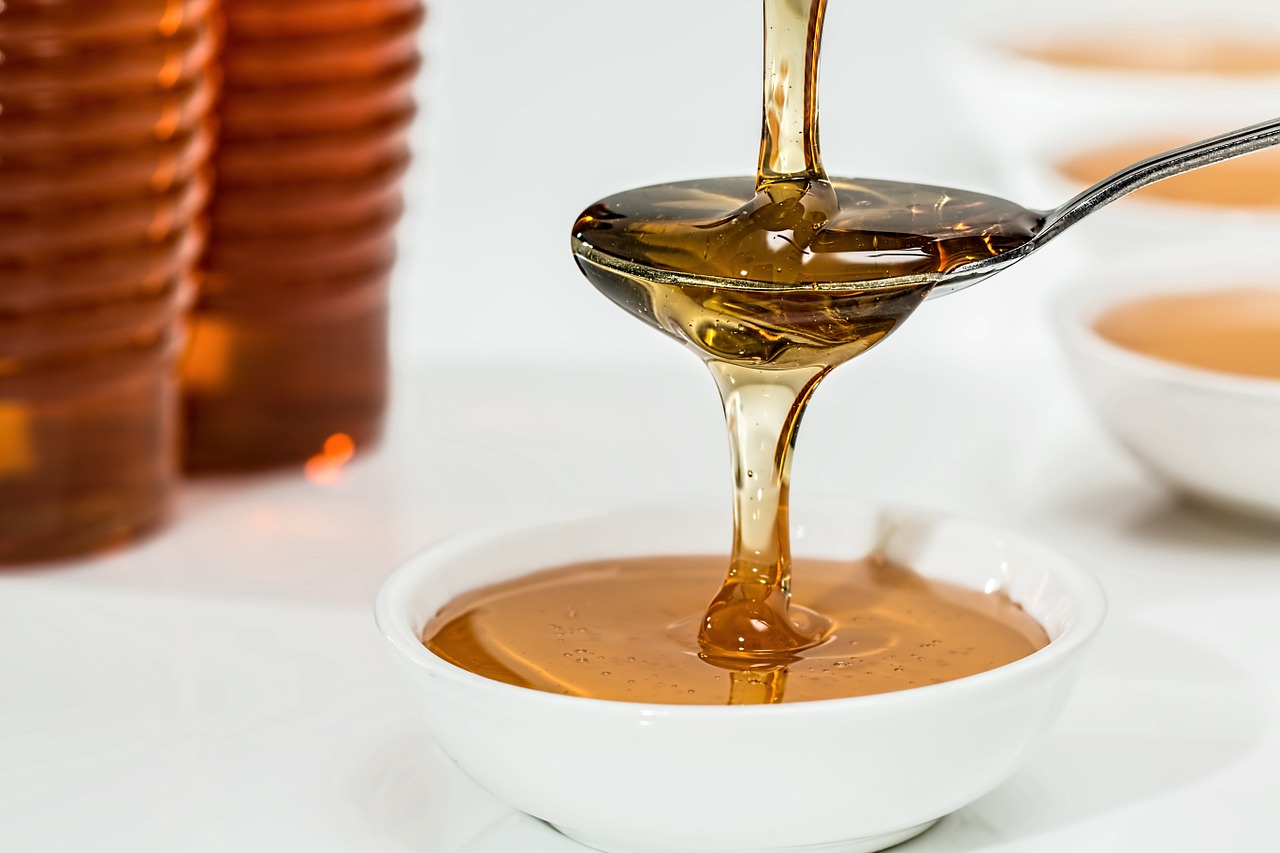 Losing weight with a honey diet