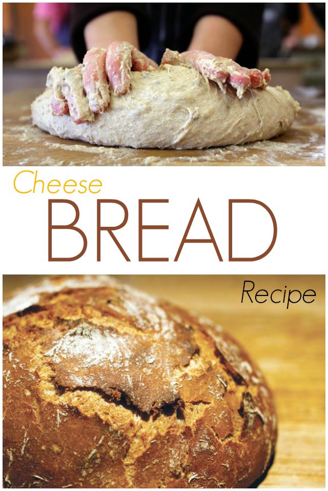 Cheese bread recipe