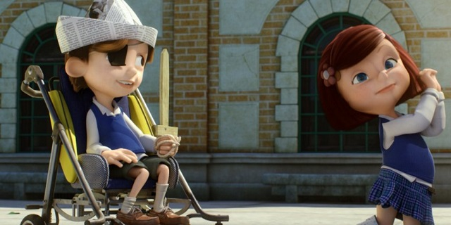 The most beautiful animation film ever made