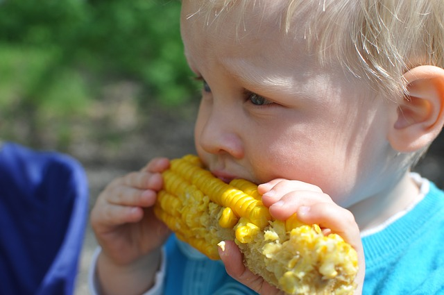 Tips for cooking CORN ON THE COB
