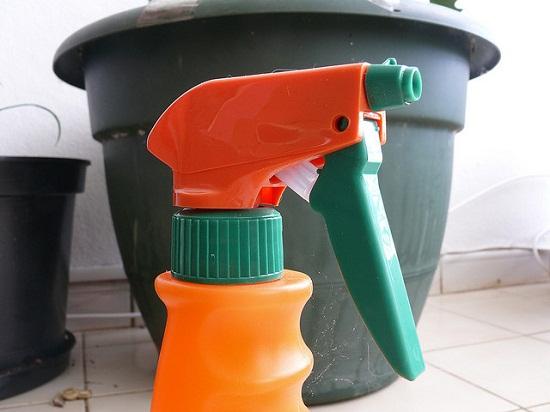 spraying-plants