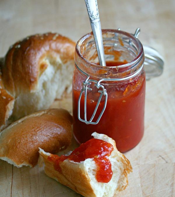 Tomato marmalade recipe