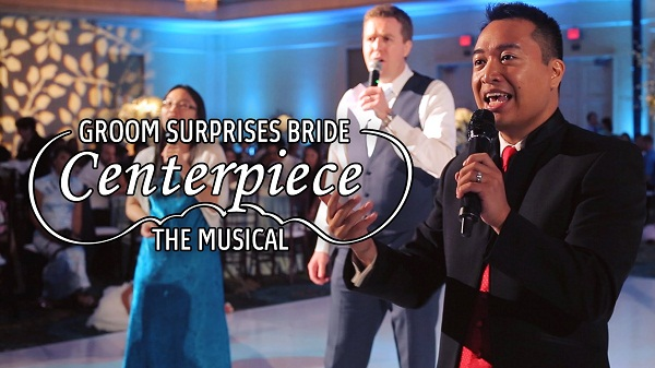 Groom Surprises Bride with Original Musical
