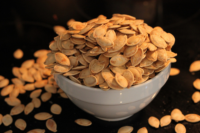 5 benefits in a single pumpkin seed