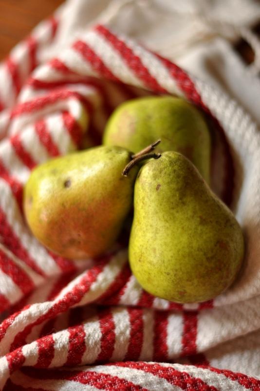 Seven unique ways to enjoy pears