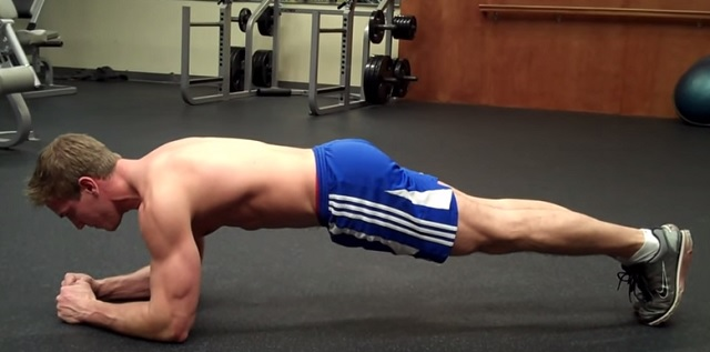 The exercise that will build muscles without need for any motion