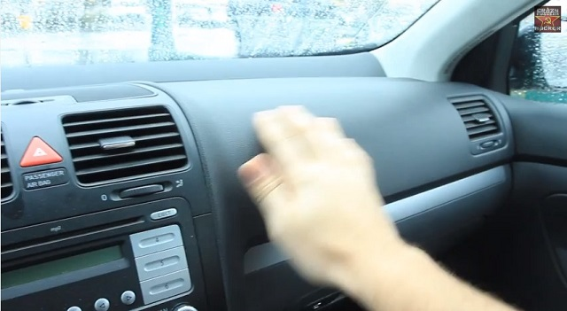 You've Been Cleaning Your Car Dashboard Wrong - You Have To Try This!