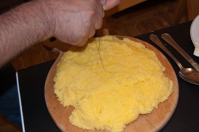 can you eat polenta on the ble diet