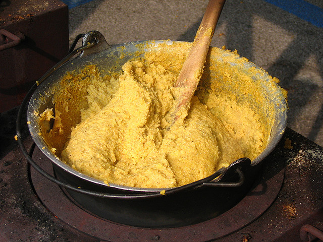 Weight loss diet based on polenta – you will lose 4 kilograms in a month the healthiest way possible!