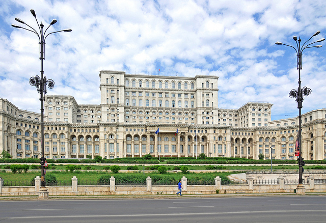 Seven wonders of the world you might have not heard about yet - Palace of Parlament, Bucharest