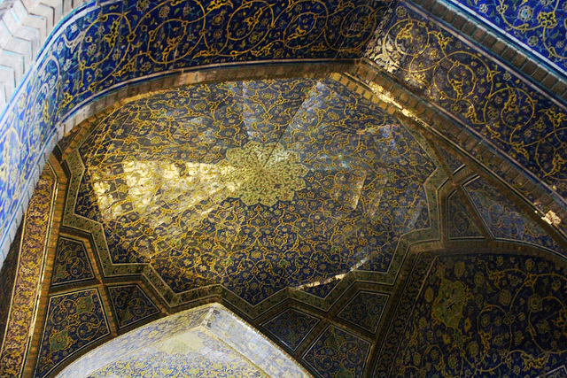 Seven wonders of the world you might have not heard about yet - Sheikh Lotfollah Mosque, Iran