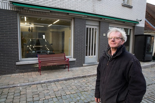 He wanted to build a garage, but the local council objected. His solution was brilliant