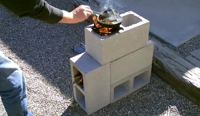 How to build a cheap and perfect outdoor grill