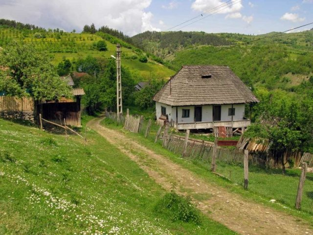The village that has survived for 2000 years - a fairytale place that you must visit