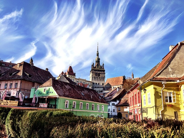 Five places in Sighisoara, Romania you will fall in love with at once