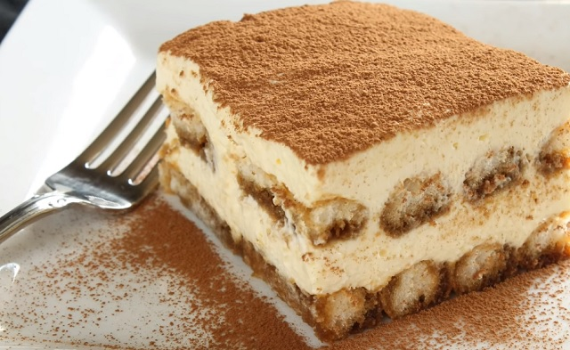 The best and simplest tiramisu recipe - ready in several minutes