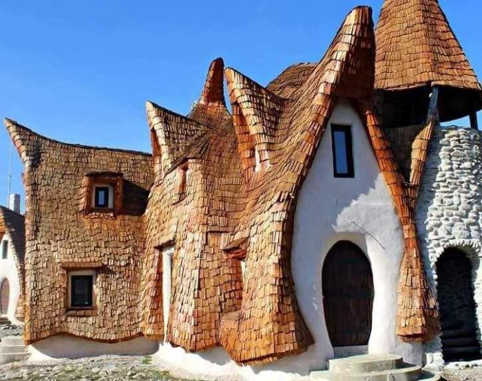A fabulous castle in Romania has become an attraction thanks to BBC