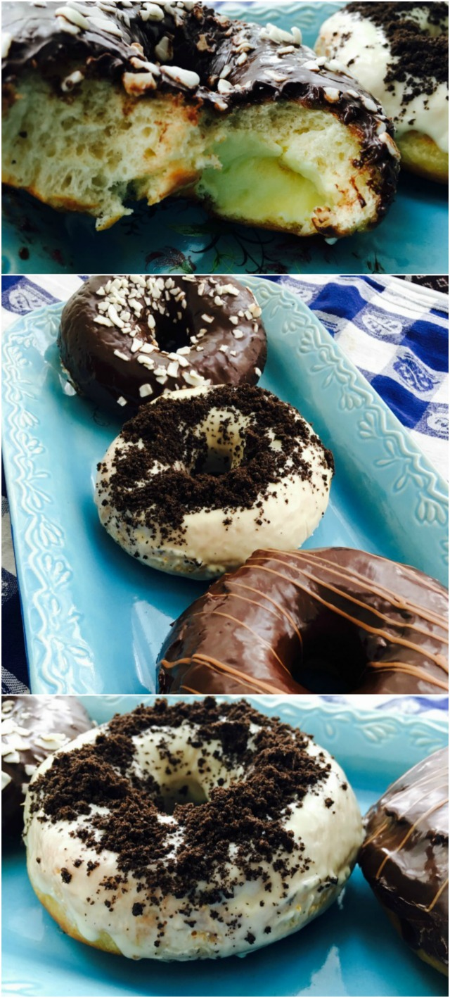 Oven Baked Donuts Recipe
