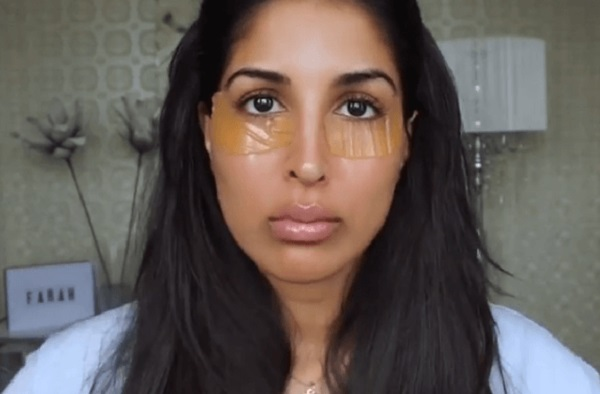 A skincare recipe to smooth out crow's feet and remove dark circles
