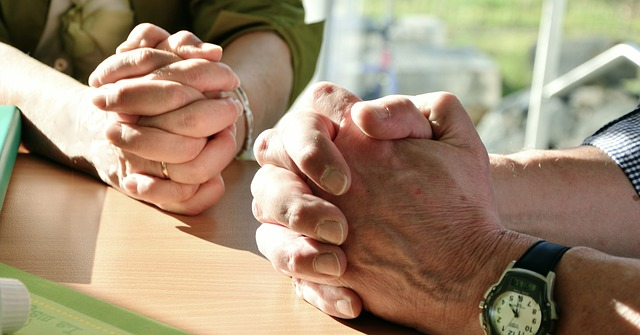 Church ministries and prayer can heal relationships