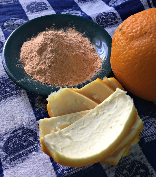 How to make Vitamin C powder at home!