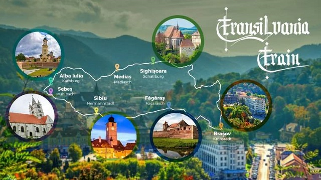 Transilvania Train - all-inclusive cruise through the heart of Transylvania