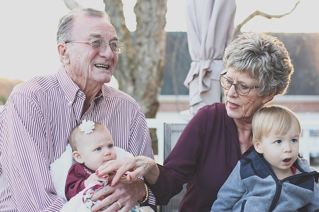 Ten things grandma and grandpa knew very well