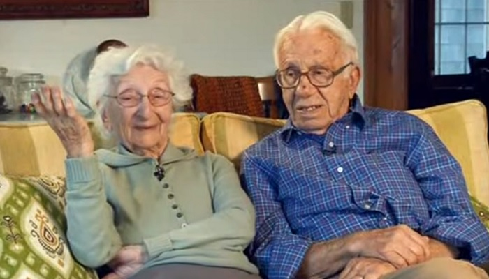 Ann and John hit a new record with 81 years of marriage - now they reveal the secret of a lasting love