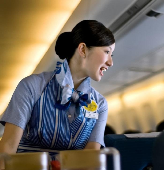 Secrets of a perfect flight, revealed by a former stewardess