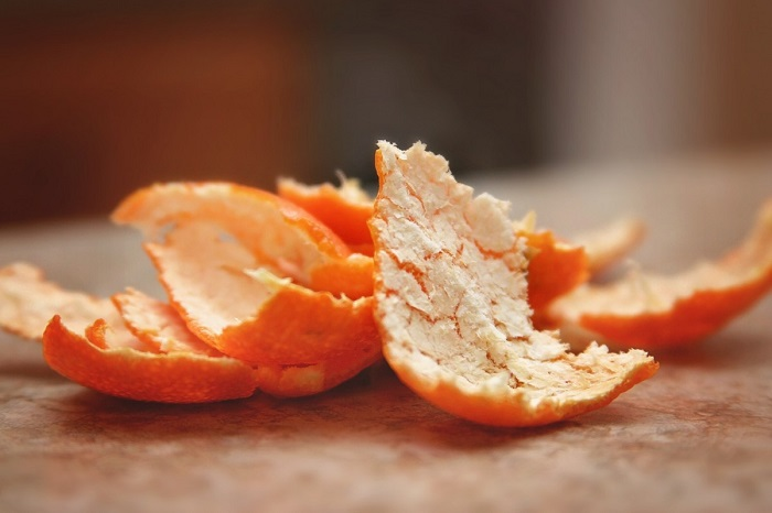 You won't believe what you can use clementine peels for