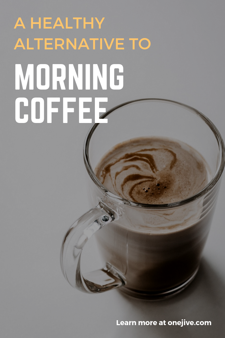 A healthy alternative to morning coffee