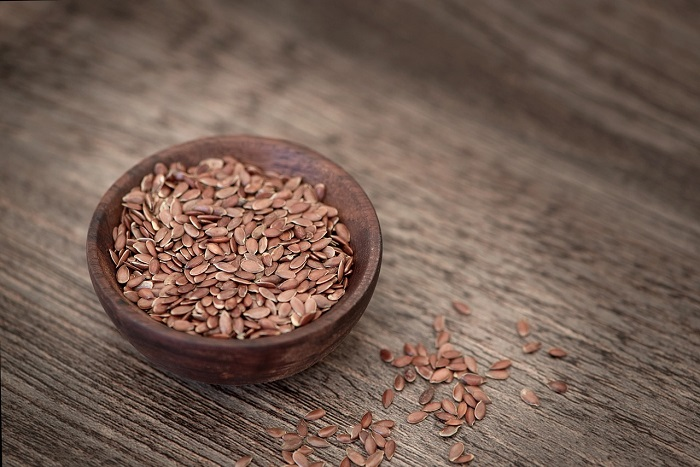 Flax seeds are widely recommended, but one of their beneficial effects is generally overlooked