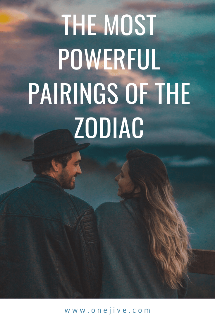 The most powerful pairings of the zodiac