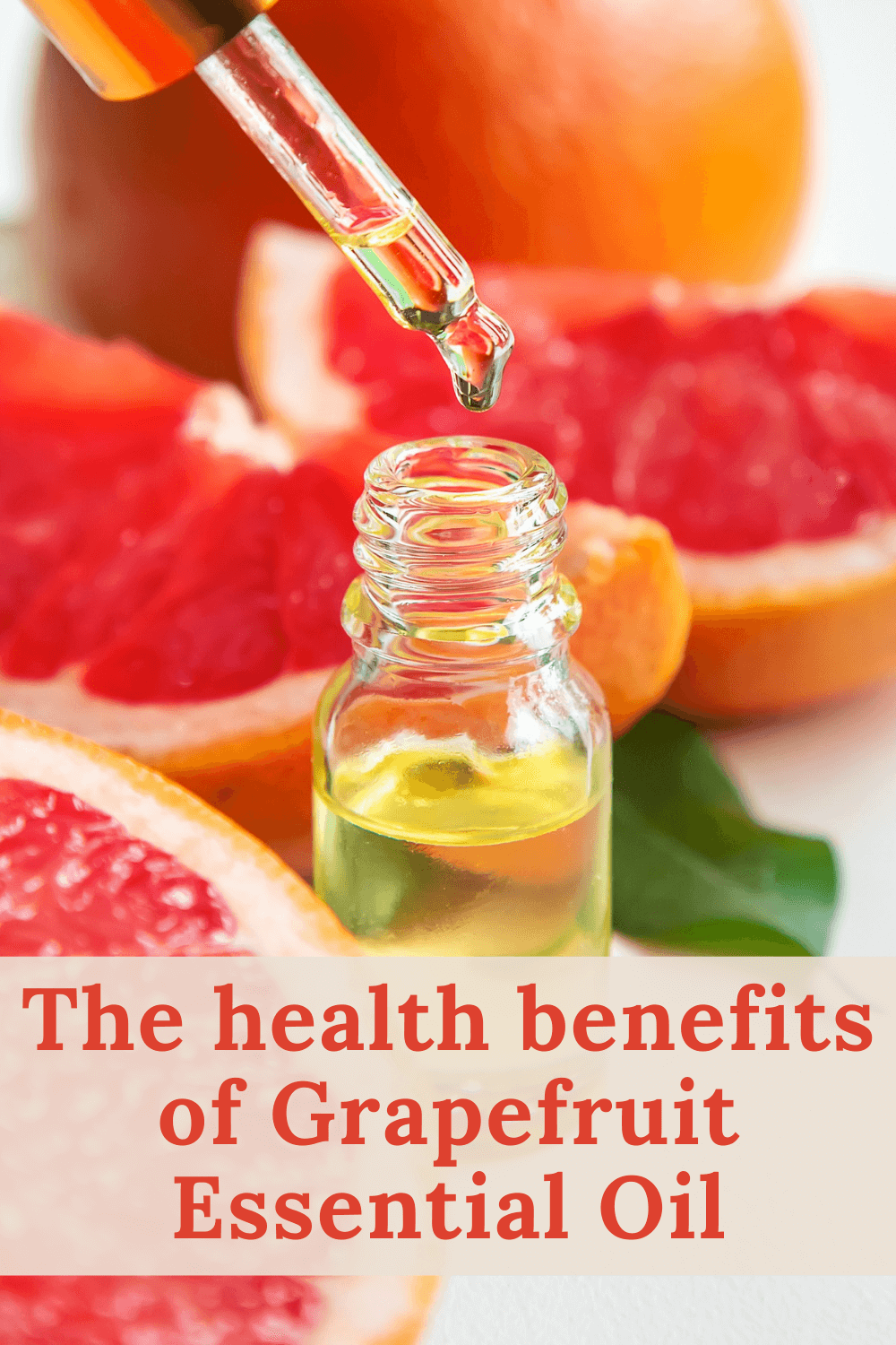 What happens to your body if you start using grapefruit essential oil daily?