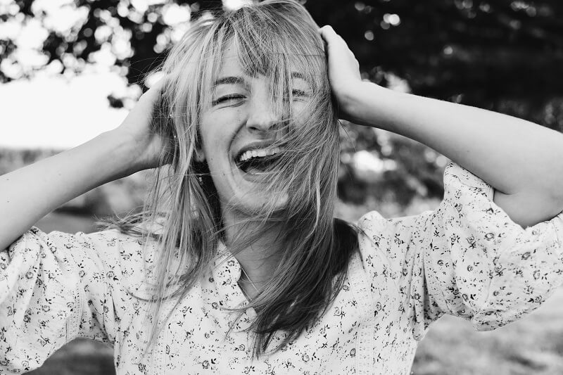 Laughter, or the art of achieving perfect health
