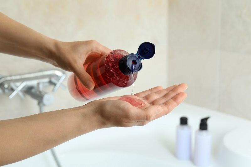How to make natural shower gel