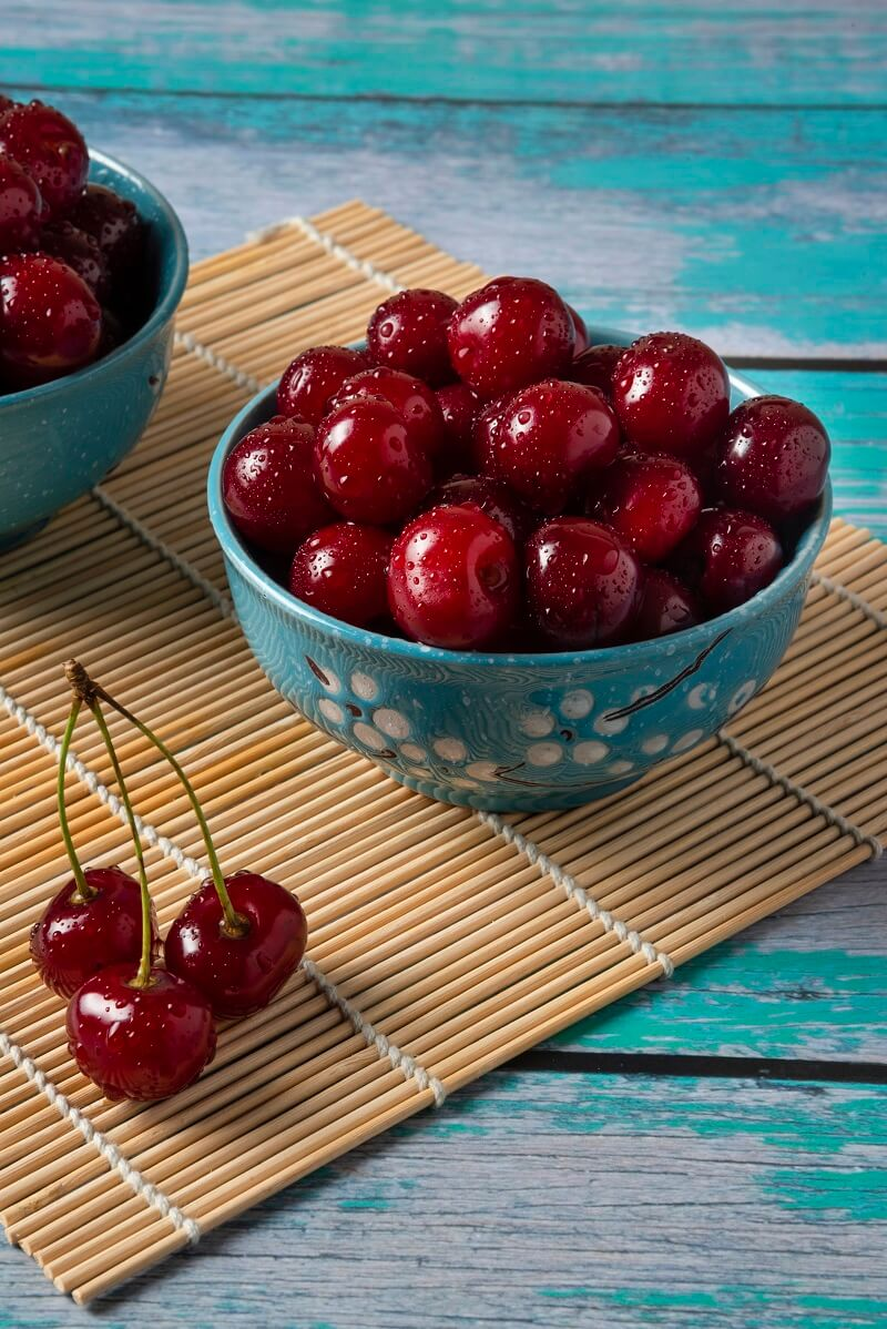 Why it is good to eat cherries - the effects of cherries on the skin and overall health