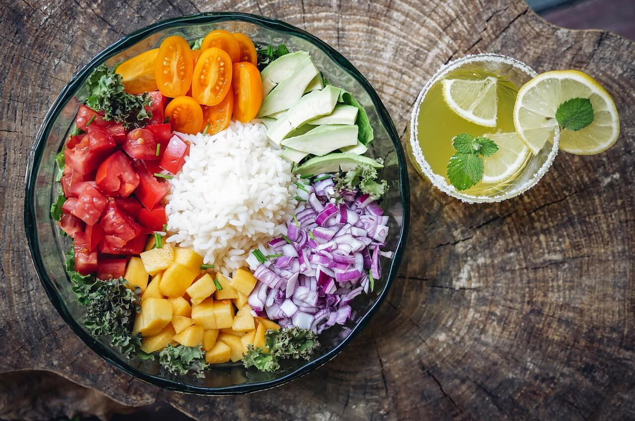 3-day rice, 3 vegetables, 3 fruits diet: how does it work and how many pounds can you lose?