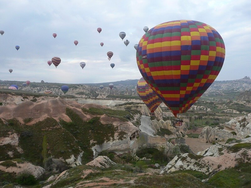 Cappadocia, one of the most fascinating places in the world